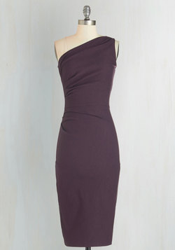 Stop Staring! Reservation to Rendezvous Dress