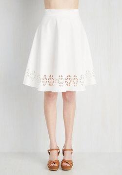 Geo Rising Skirt