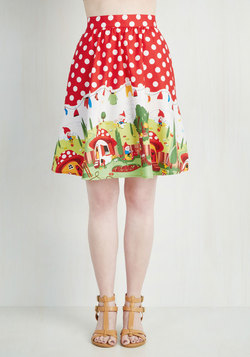 Gnome It All Skirt