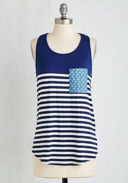 Stars, Stripes, and Everything Nice Top