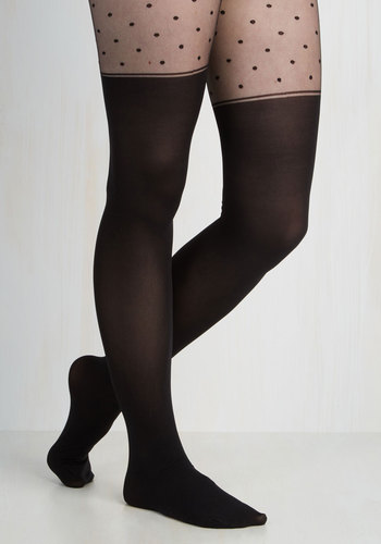Just My Style Tights $17.99 AT vintagedancer.com