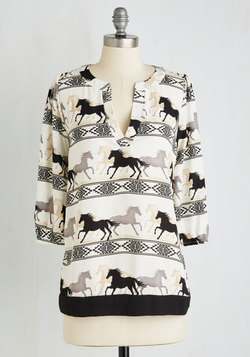 The Mane Attraction Top
