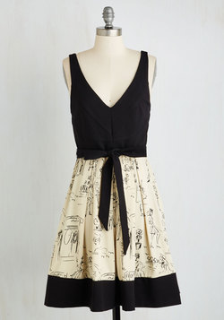 Marseilles Memories Dress