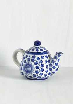 Delft Portrait Tea Pot