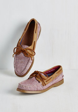 Seafare and Square Loafer