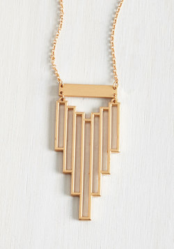 One Day at a Chime Necklace