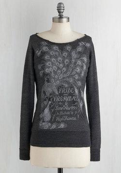 Novel Tee Sweatshirt in Elizabeth