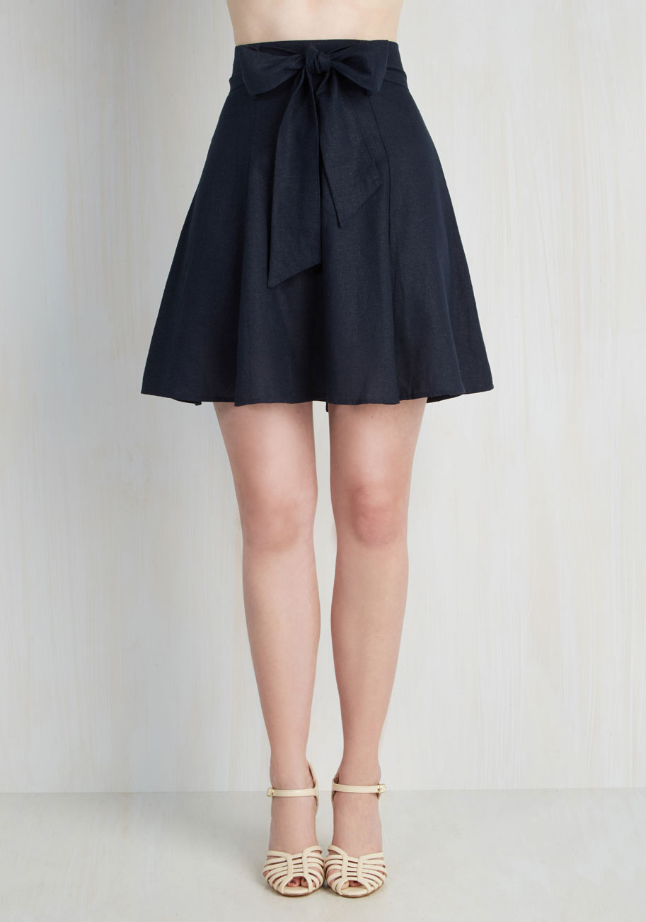what s an a line skirt redskirtz