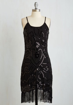 Le Chic Noir Dress