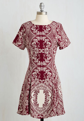 Date by Day Dress