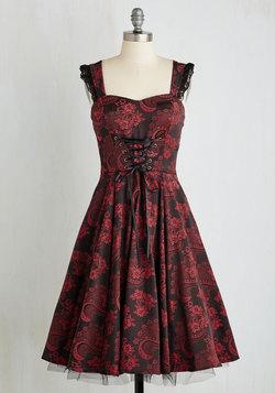 Moxie-turvy Dress
