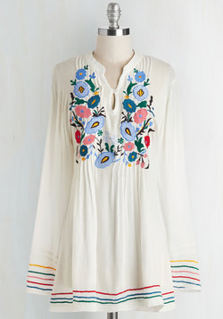 Makes it Look So Breezy Tunic