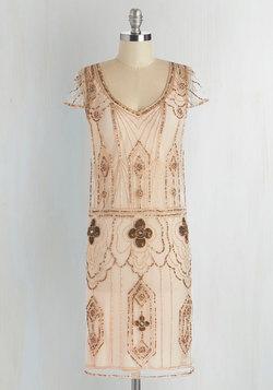 Rococo Radiance Dress