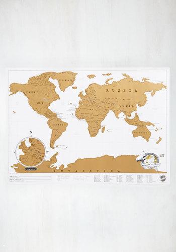 Would Ya Look at Map?