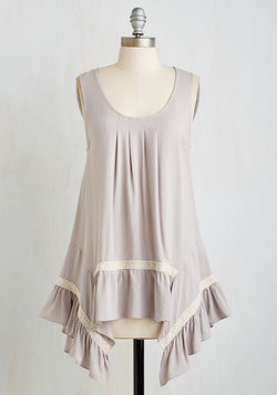 The Fate Outdoors Top in Fog