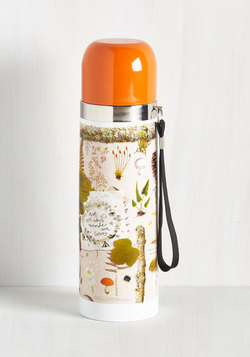 In Forest Place Travel Bottle