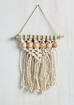 Be-Weave it or Knot Wall Hanging