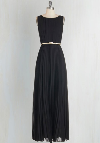 Dancing in Romance Dress in Black