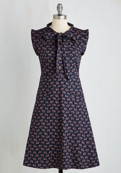 Carry On with Confidence Dress in Elephants