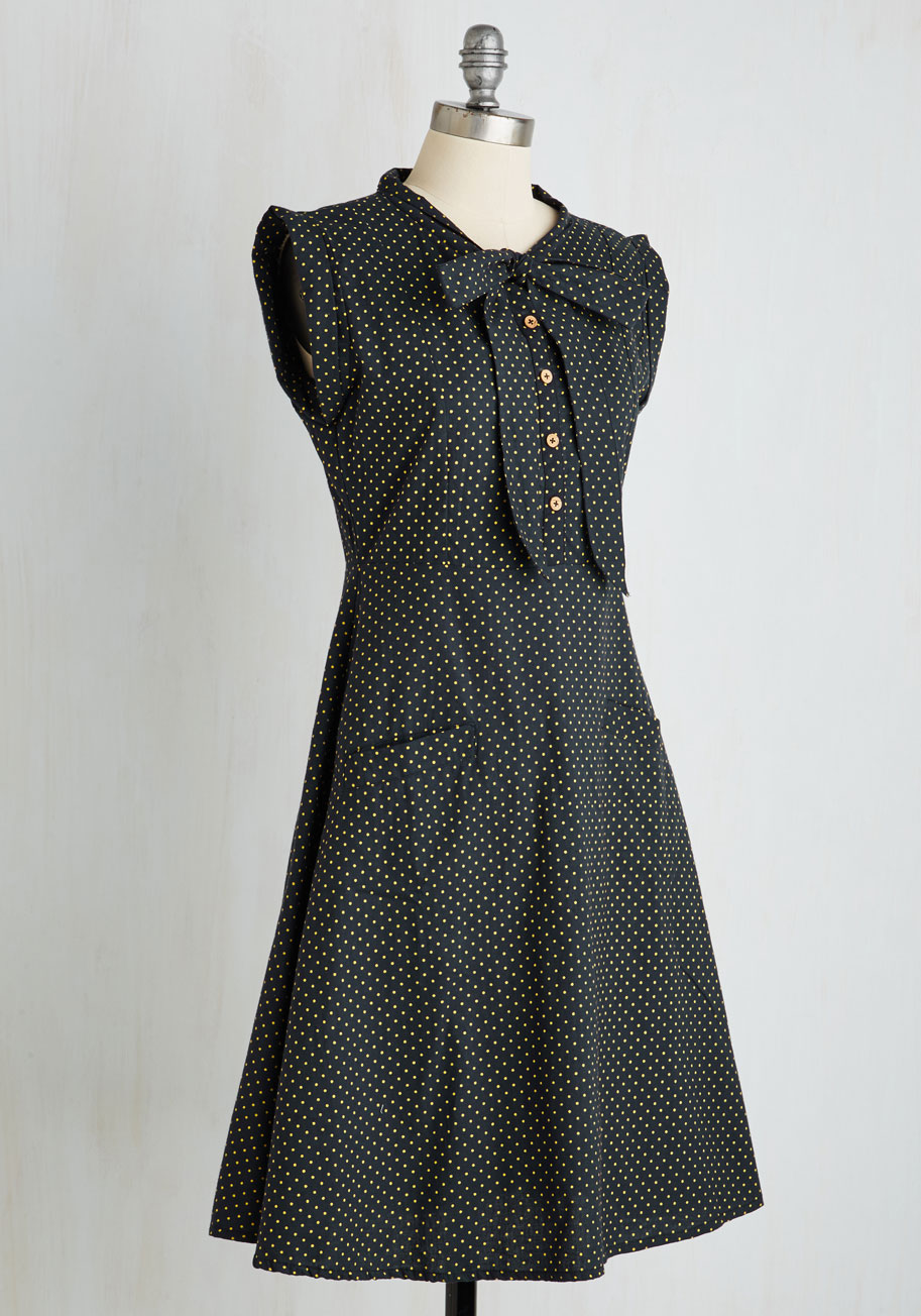 Polka Dot Dresses Carry on