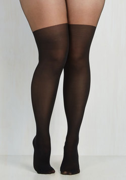 Smart Styling Tights in Plus Size