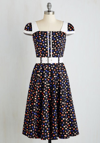 Play it By Yesteryear Dress $84.99 AT vintagedancer.com