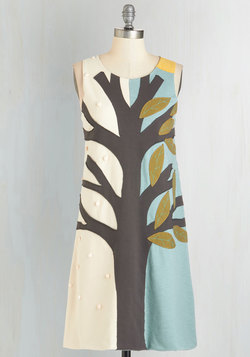 Wild and Tree Dress