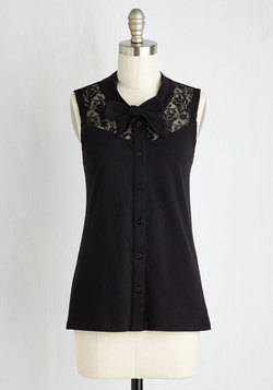 Make a Mission Statement Top in Black