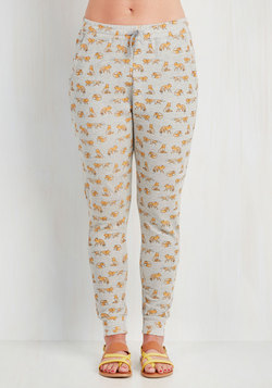 Creature Comfortable Lounge Pants in Clever