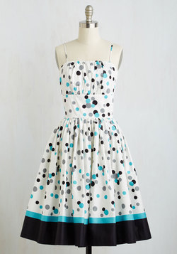 Sincerely Spot-After Dress