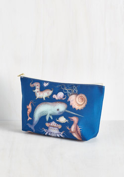 Creatures of the Whim-sea Toiletry Bag