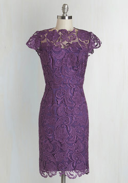 Wine and Divine Dress in Grape