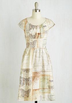 Greenhouse Gallivant Dress in Melange