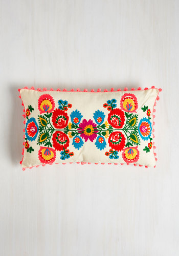 Whim-terior Decorating Pillow