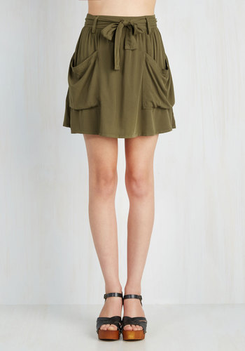 Capsule Collection Skirt