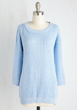 Snuggle up to Saturday Sweater