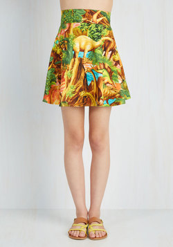 Feeling Playful Skirt in Dinosaurs