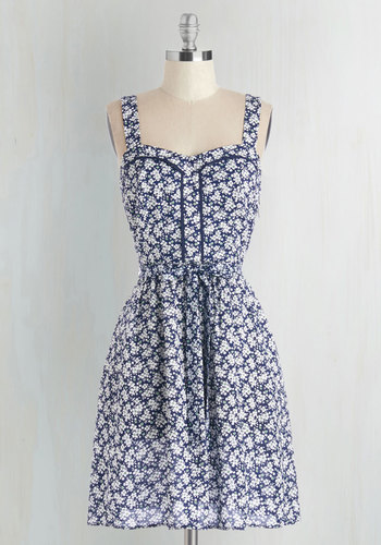 Lead the Pack Dress in Floral