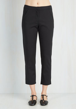 Celebrate Sophistication Pants in Black