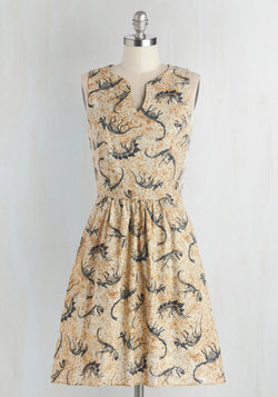 Dino Bones About It Dress