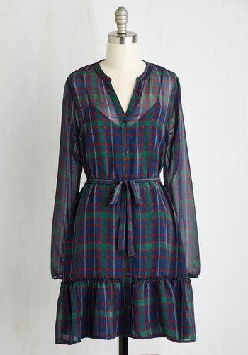 ItGÇÖs All in the Pastime Dress