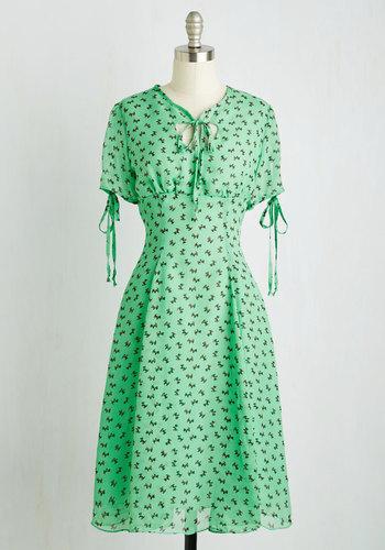 Happy Go Puppy Dress $109.99 AT vintagedancer.com