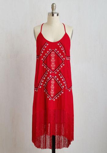 Sun and Strand Dress
