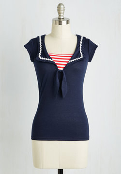 Savvy Sailor Top