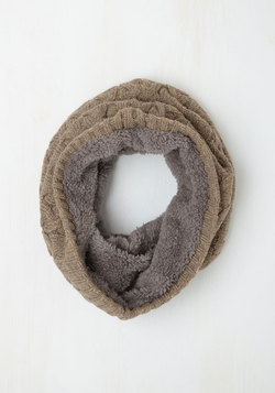 Close for Comfort Circle Scarf