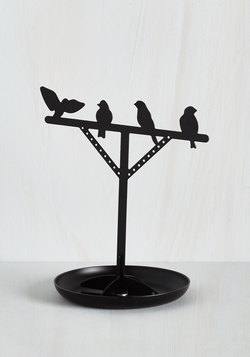 Flaunt, Perch, Repeat Jewelry Stand