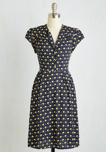 Take the Rains Dress $89.99 AT vintagedancer.com