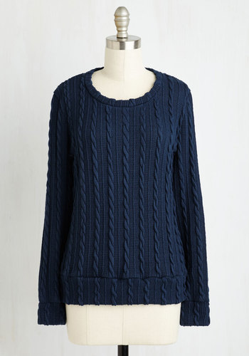 Cozy Moseying Sweater $49.99 AT vintagedancer.com