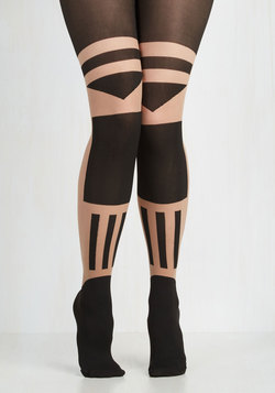 Pop Artist Tights
