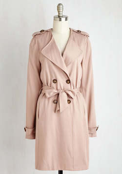 Trench Twist Jacket